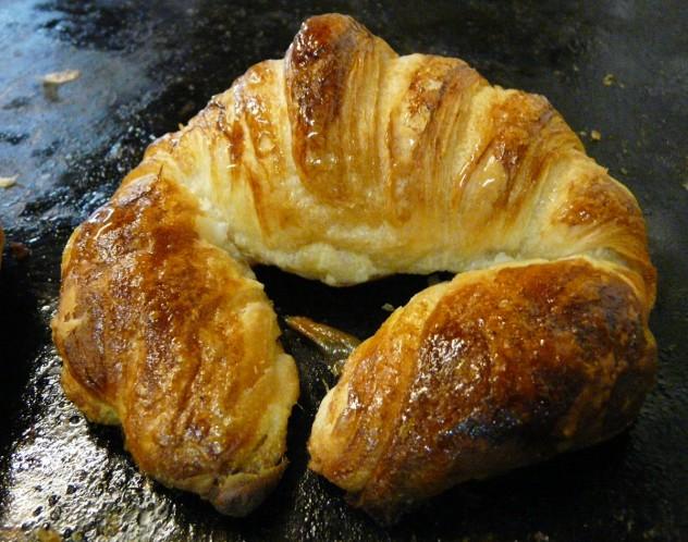 Croissants del día