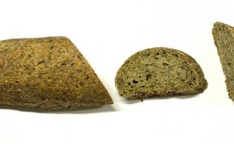 Pa de fibra verda