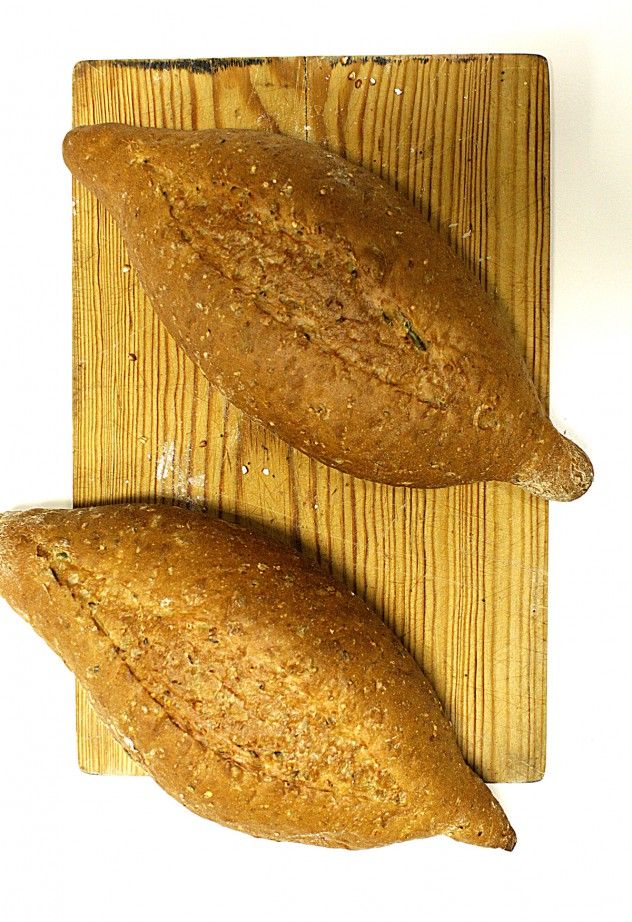 Pa de quinoa